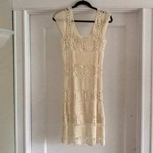 Gianni Bini crochet dress